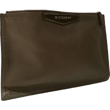 Givenchy Military Green Pochette