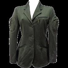 Issey Miyake Green Bomber Jacket