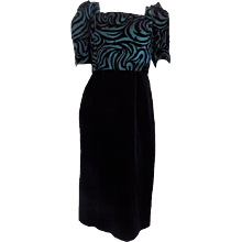 Jung Modisch long dress