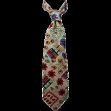 Kenzo multicolour Silk Tie