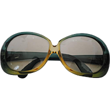 Marwitz Green See through Sunglasses