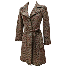 Max & Co. by Max Mara Wool Coat