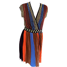 Missoni Multicolour Dress chemisier