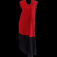 Mondrian Long Dress