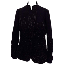 Moschino Black Jacket