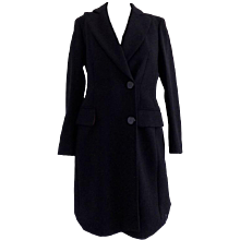 Moschino Black long jacket