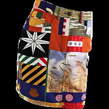Moschino Jeans Rare Skirt