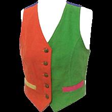 Moschino multicolour Gilet
