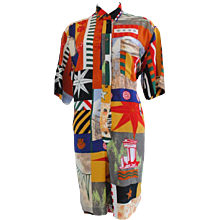 Moschino peace long JUMPSUIT