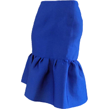 Prada NWOT Blu skirt