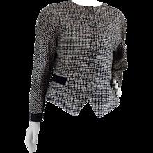 Regina Schrecker Grey Jacket