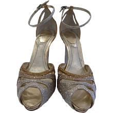 Rene Caovilla swarovski Sandals