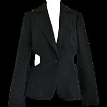 Roberto Cavalli Black Jacket