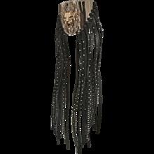 Roberto Cavalli Lion Fringes Bracelet NWOT