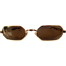 Rocks by St. Louis Brown Sunglasses