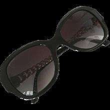 Bulgari Black Sunglasses NWOT