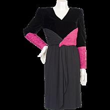 Valentino Boutique Vintage Multicolour Dress