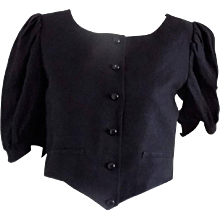 Valentino Boutique Black Jacket