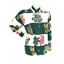 1980s Gianni Versace Iconic Shirt
