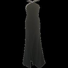 Versace Black Long Dress
