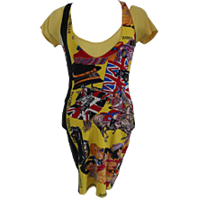 Versace Jeans Couture by Gianni Versace Piccadilly, Oxford Dress