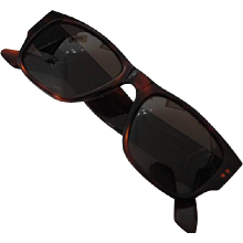 Vogart Police Brown Sunglasses