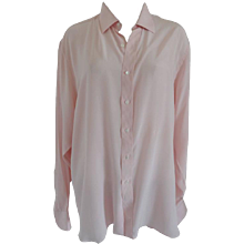 Yves Saint Laurent chemises Pink Shirt