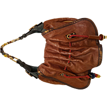 Louis Vuitton Brown Kalahari bag