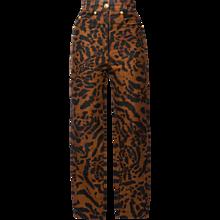 Gianni Versace Leopard Pants