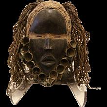 African Dan-Guéré Mask, Ivory Coast, First Half of the 20th Century