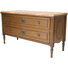 Louis XVI Style Chest of Drawers - France, 19th Century
