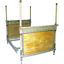 French Directoire Period Four Poster Bed - France, 18th Century