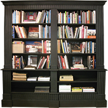 French 19th Century Style Large Bookcase
