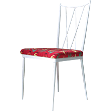 4 Dining Chairs - France, 1950s