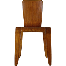 Bambi children chair by Han Pieck produced by Morris & C0 Scotland