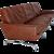 PK31-3 Three Seater by Poul Kjearholm