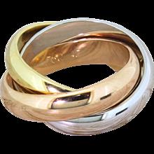CARTIER Trinity Ring, 18k Gold