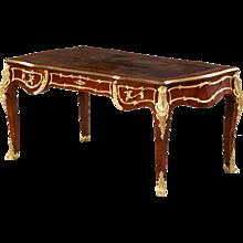 French Napoleon III desk