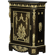 Signed French cabinet, France 1860