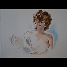 André Dignimont (1891-1965) Series