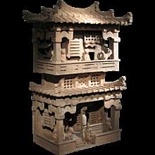 Terracotta Model of an Opera-House