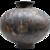 Giant Han-Dynasty Cocoon Vase