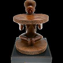 Chokwe Chief's Stool