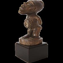 Yombé Ritual Figure