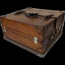 Original Leather Trunk