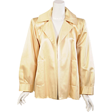 Yves Saint Laurent Haute Couture Runway Worn Evening Jacket