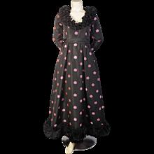 Yves Saint Laurent Haute Couture Evening Dress