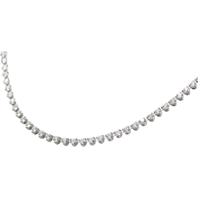 Massoni Diamond Necklace, Bracelet and Ring Set