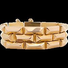Gold Retro Bracelet