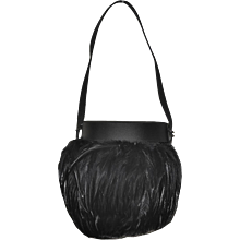 Renaud Pellegrino Fantasy Feathers Handbag
